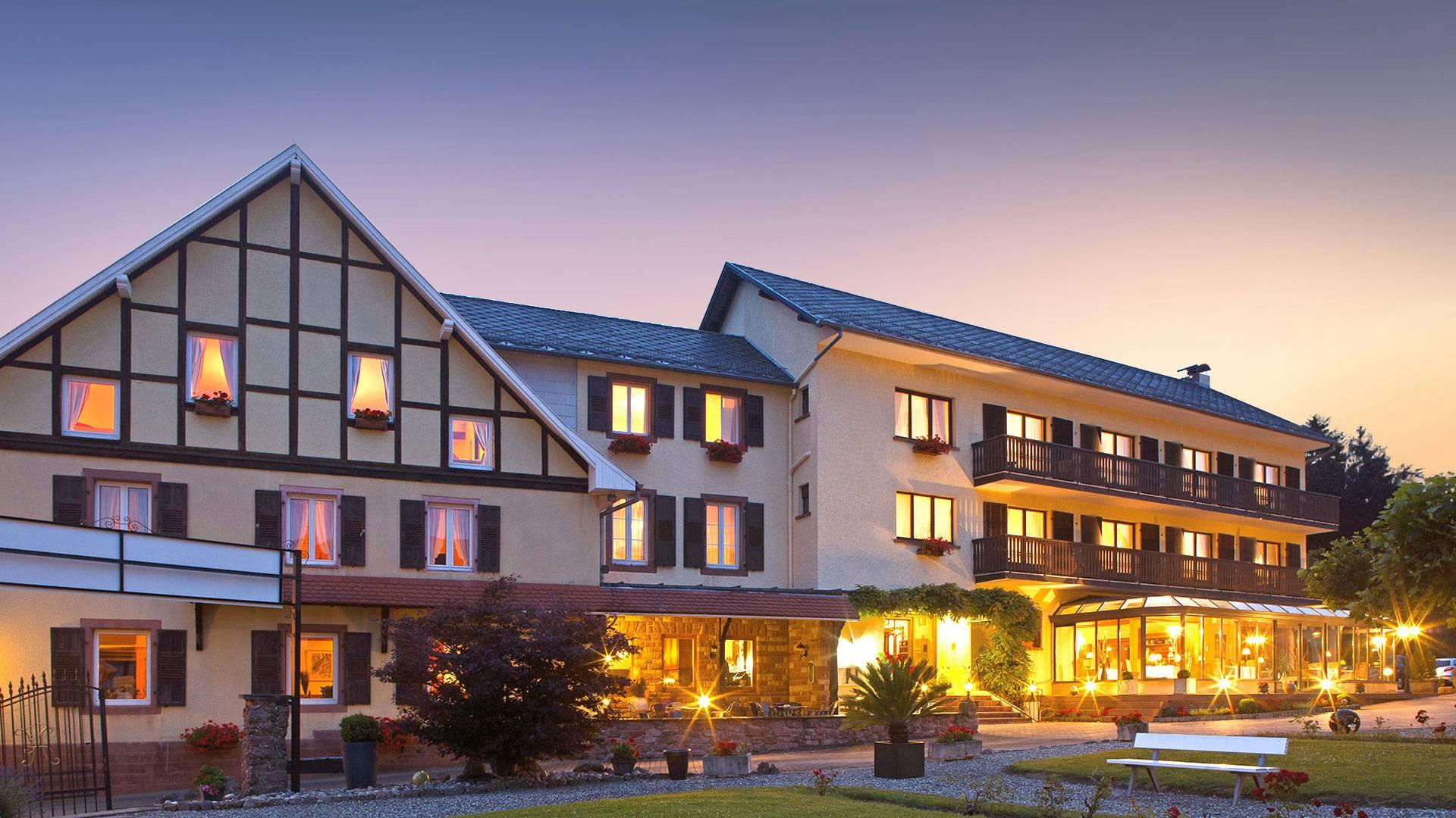 hotel avec piscine route des vins alsace BIEN PLUS QUu0027UN HÔTEL