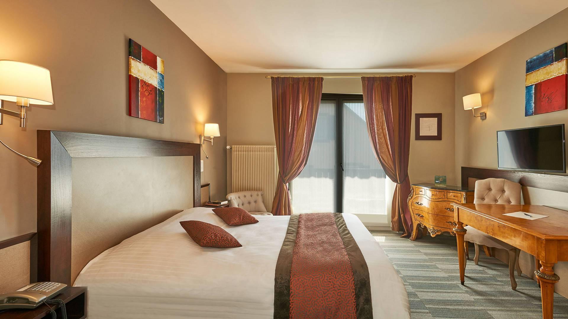 Hotel Avec Piscine Route Des Vins Alsace Lu0027hôtel